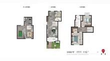 (孟子湖新区)儒辰滟澜上府5室2厅2卫110万210m²出卖